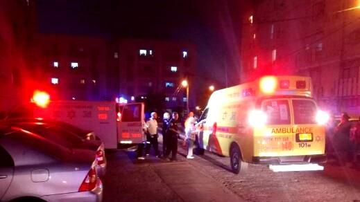 حيفا: اصابة شاب جراح متوسطة خلال شجار