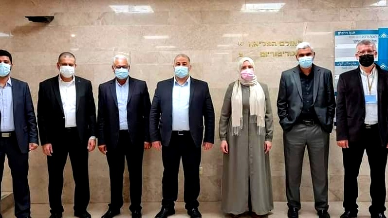 القائمة العربية الموحدة تنطلق نحو الانتخابات