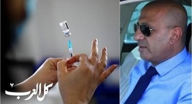 سيف: تجاوب مع حملة التطعيم بالمجتمع العربي