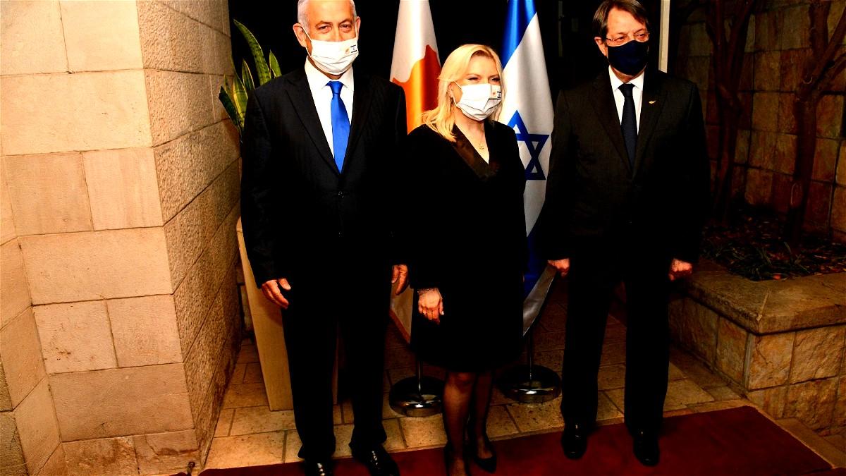 رئيس قبرص: الإسرائيليين يمكنهم الزيارة بدون فحص وحجر