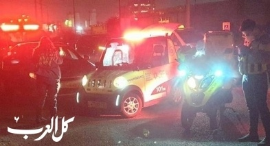 الجليل الغربي: إصابة فتى بجراح متوسطة