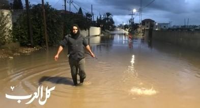 مجلس كفرقرع يحذّر من احوال الطقس