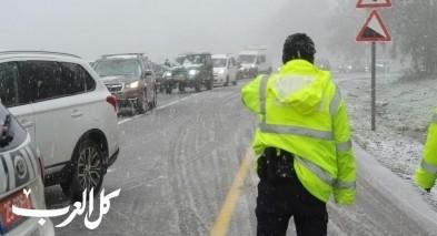 استعدادات شرطة إسرائيل وجهوزيتها للعاصفة المرتقبة