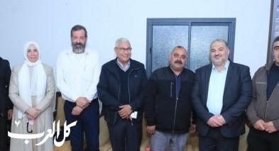 اجتماع انتخابي حاشد دعمًا للموحدة في عرابة