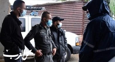 أبوسنان:اعتقال مشتبهين بتجارة المخدرات