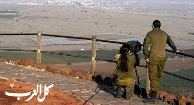 الجيش الاسرائيلي يعيد راعيي اغنام لسوريا