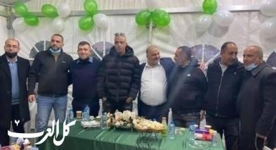 اجتماعات انتخابية مباركة دعمًا للموحدة في كفركنا
