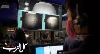 """مسبار """"بيرسفيرانس"""" لوكالة """"ناسا"""" يهبط على سطح المريخ"""