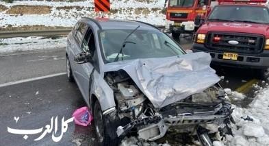 مصرع امرأة جرّاء حادث طرق مروّع على شارع 60
