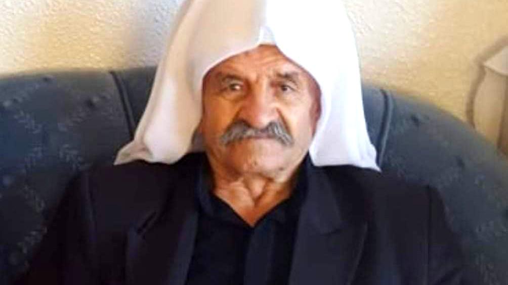 الجولان| وفاة الشيخ مصطفى قاسم محمود