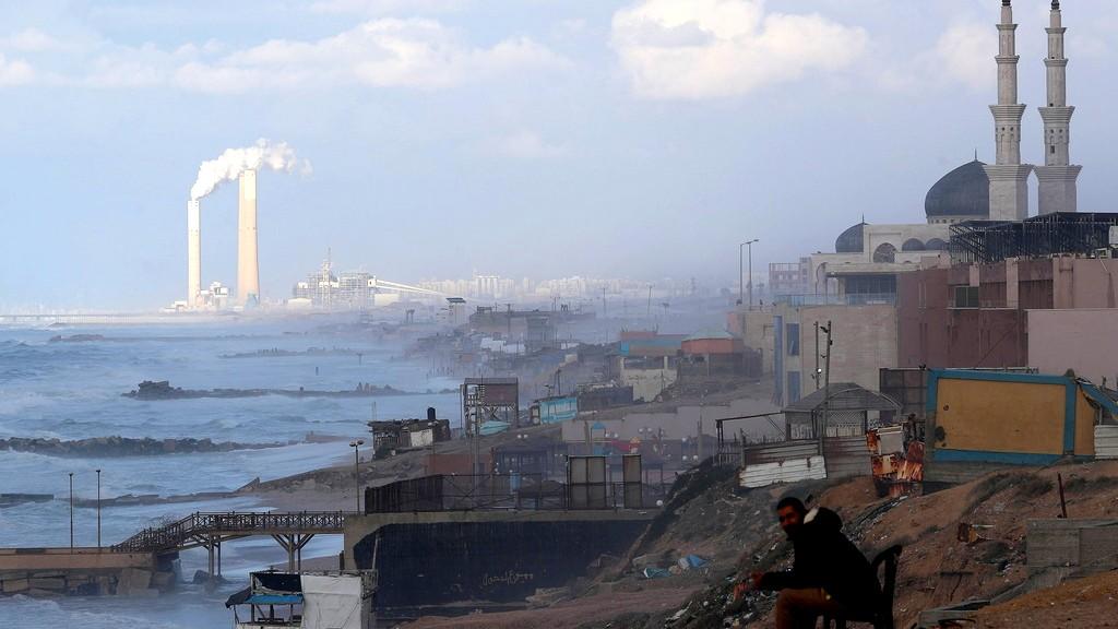 الكشف عن اتفاق توريد الغاز إلى غزة