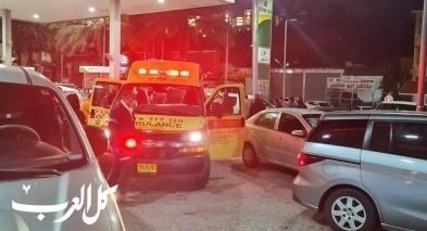 أم الفحم: إصابة شاب من يافة الناصرة بعد تعرضه للطعن
