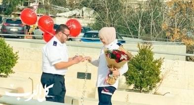 أحمد يعرض الزواج على ولاء في محطة فحص الكورونا