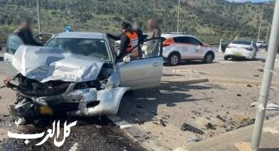 مصرع 8 اشخاص عرب في حوادث طرق منذ بداية عام 2021