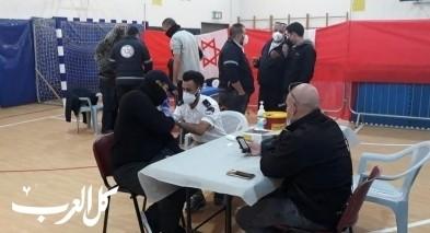 القدس: حملة تطعيم في الجماهيري بيت حنينا
