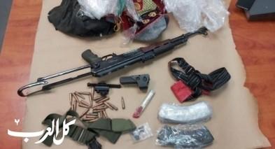 اتهام شقيقين من كفرمصر بحيازة سلاح