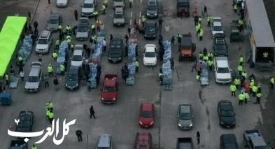 تكساس| عشرات الأشخاص تجمدوا حتى الموت!