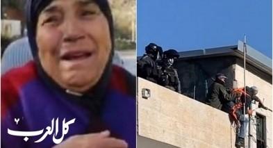 القدس  هدم بيت حارس الأقصى فادي عليان