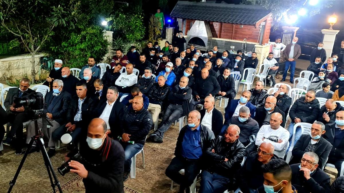 مهرجان انتخابي في اعبلين دعمًا للموحدة