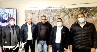 منتدى السلطات العربية في النقب يقرر إقامة خيمة اعتصام