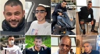 المجتمع العربي ينزف| 21  قتيلاً منذ بداية العام
