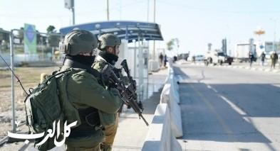 الجيش الاسرائيلي: طعن شخص قرب يتسهار وفرار المنفذ