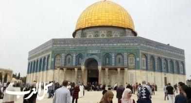 فتح المسجد الأقصى أمام المصلين في رمضان