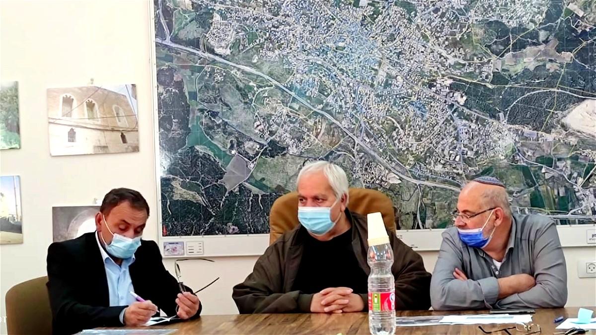 شفاعمرو: ياسين يلتقي بممثلي وزارة الاسكان