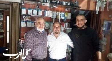 التفاف شعبي واضح لحزب معا في الناصرة اكسال ويافة