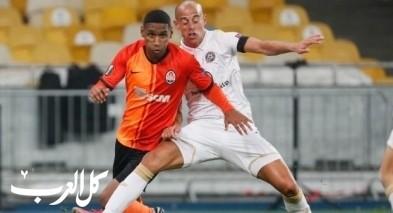 مكابي تل أبيب يودع البطولة الأوروبية بعد خسارته