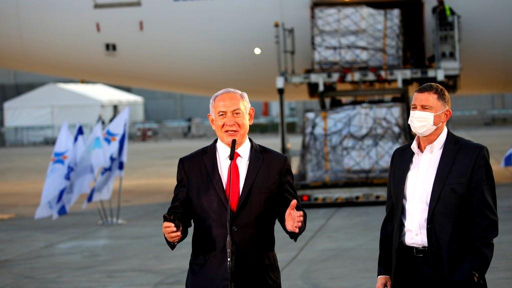 إسرائيل تجمّد توزيع لقاحات لدول عدّة