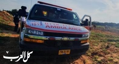 الشمال: إصابة 5 شبّان جرّاء إنقلاب مركبة