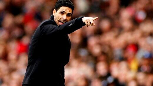 ميكيل أرتيتا يسوّق نفسه لتدريب برشلونة