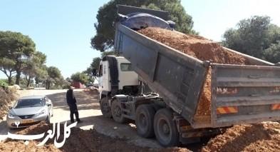 نهضة التطوير والاعمار مستمرة في يافة الناصرة