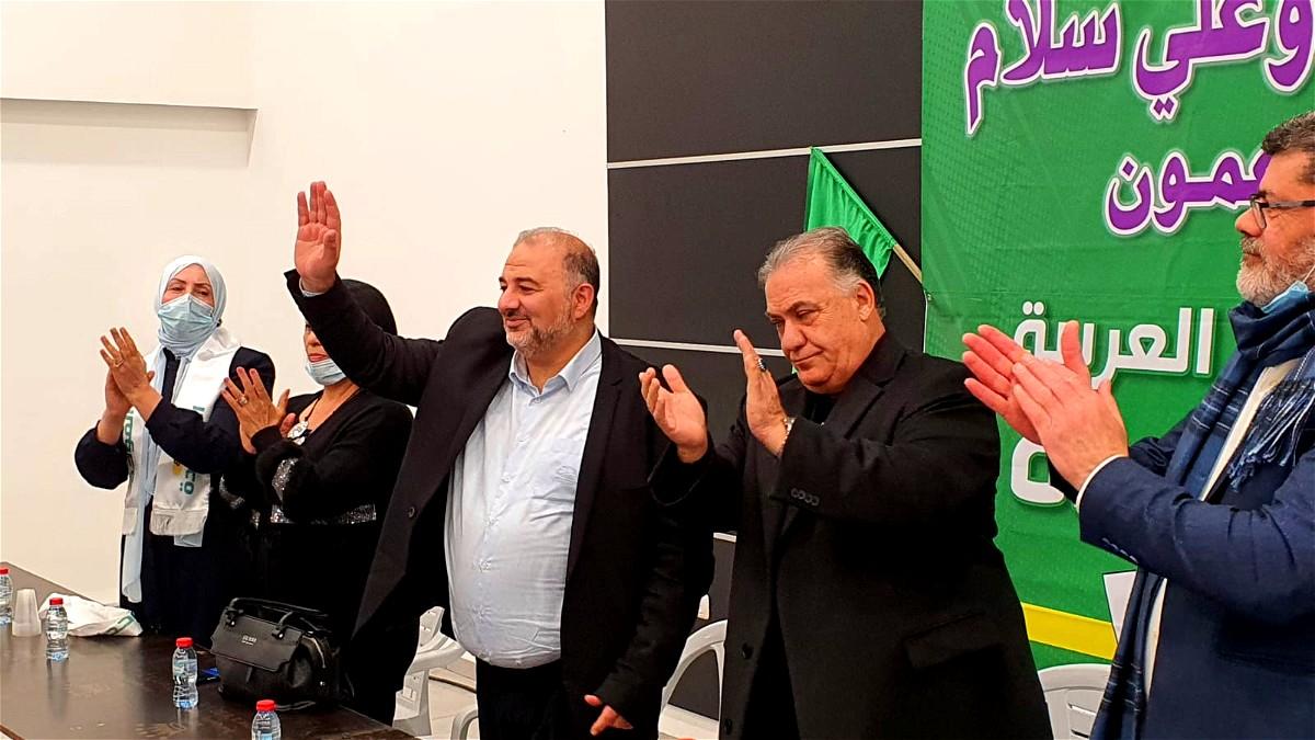 ناصرتي تفتتح المعركة الانتخابية دعمُا للموحدة