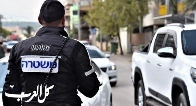 حيفا: اعتقال شاب بشبهة الاعتداء على شرطي