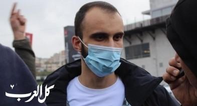 أم الفحم تستقبل أحمد جمال محاميد