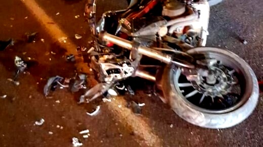 اصابة شاب (17 عامًا) بجراح بالغة الخطورة بحادث
