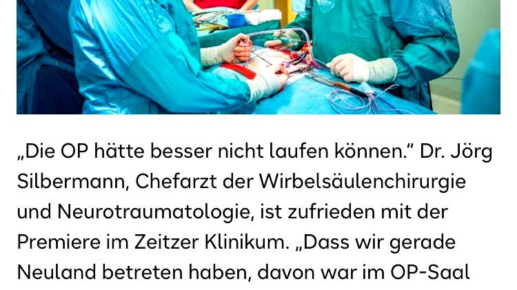 تعيين د.شلش رئيسا لقسم جراحات العمود الفقري في المانيا