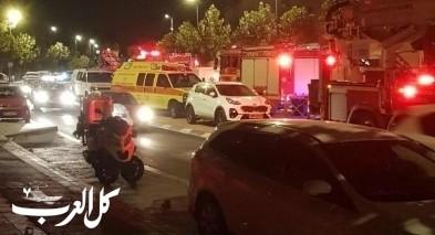القدس: مصرع رجل بحريق في شقة سكنية