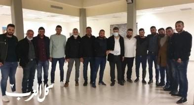 الحراك الفحماوي يقدم العريضة بإقالة قائد محطة الشرطة