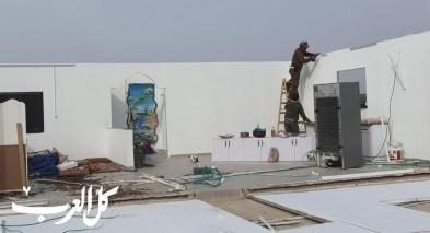 مواطن من خربة الوطن في النقب يهدم منزله بيده