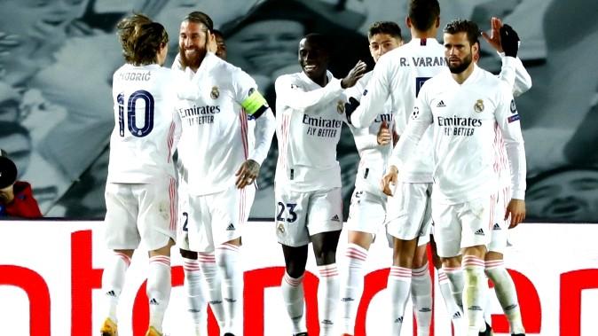 ريال مدريد يتأهل لربع نهائي دوري الأبطال