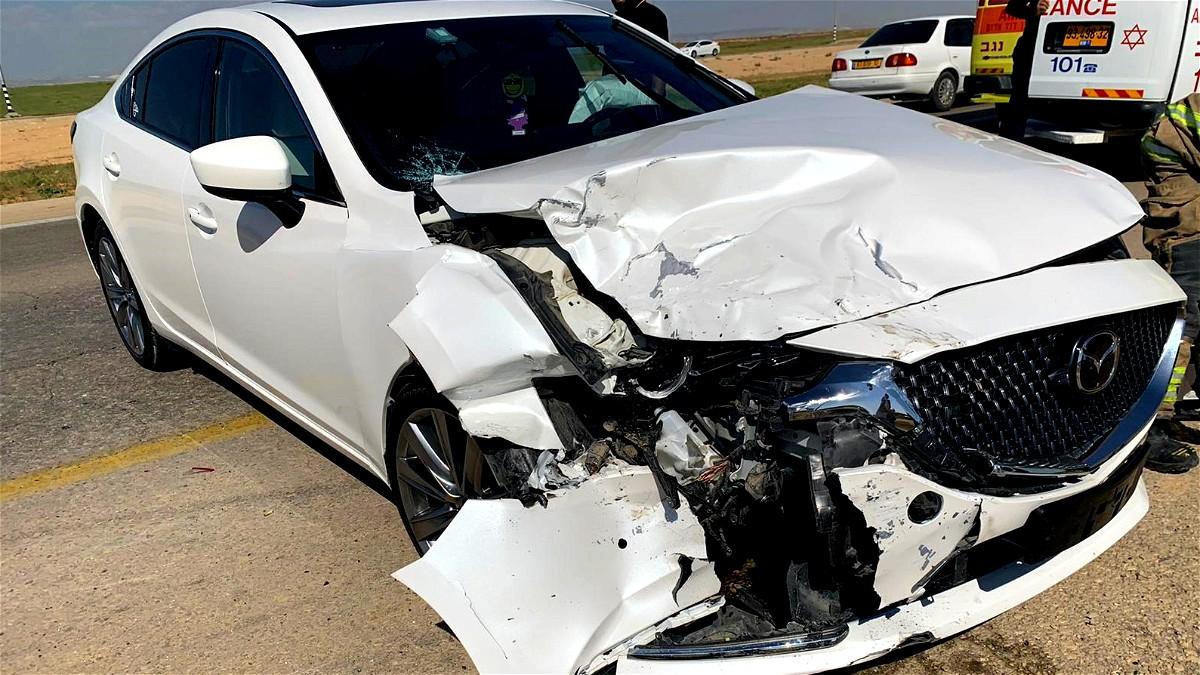 النقب: إصابات بحادث سير شرقي شقيب السلام