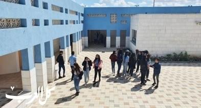 مجد الكروم: جناح جديد في اعدادية درويش