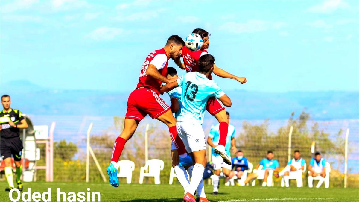 المتصدر نادي الطيرة يسحق بلدي طبريا بثلاثة أهداف
