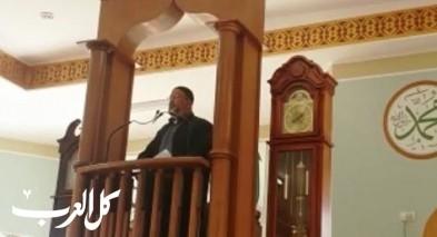 الشيخ سعيد بكارنة :مؤسف ما حدث في قلنسوة