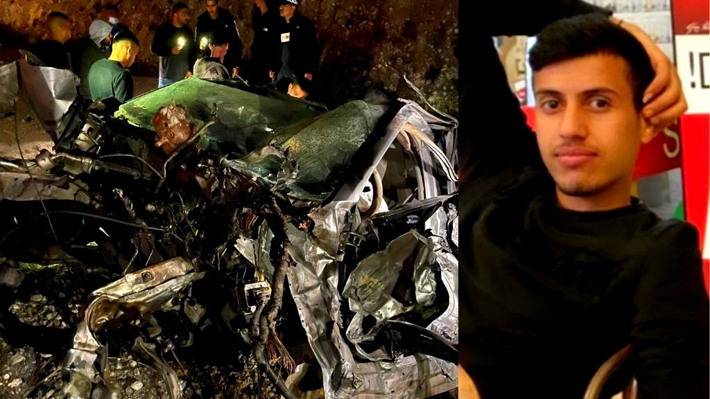 النقب| مصرع حميد عودة الهواشلة بحادث