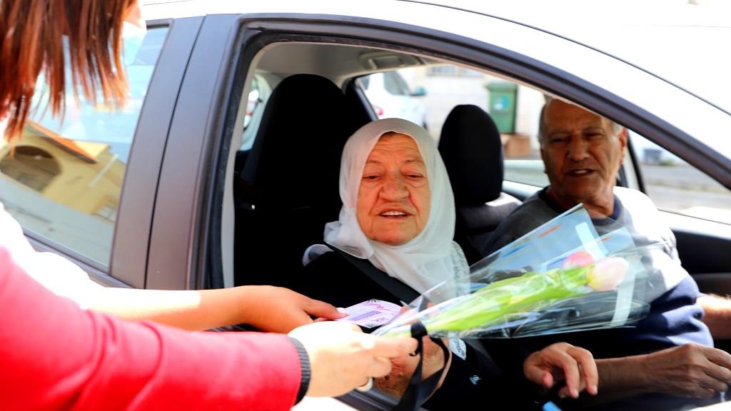 مجلس محلي كفرقرع يحتفي بيوم الأم