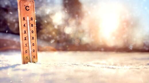 حالة الطقس : اجواء غائمة جزئيًا وصافية